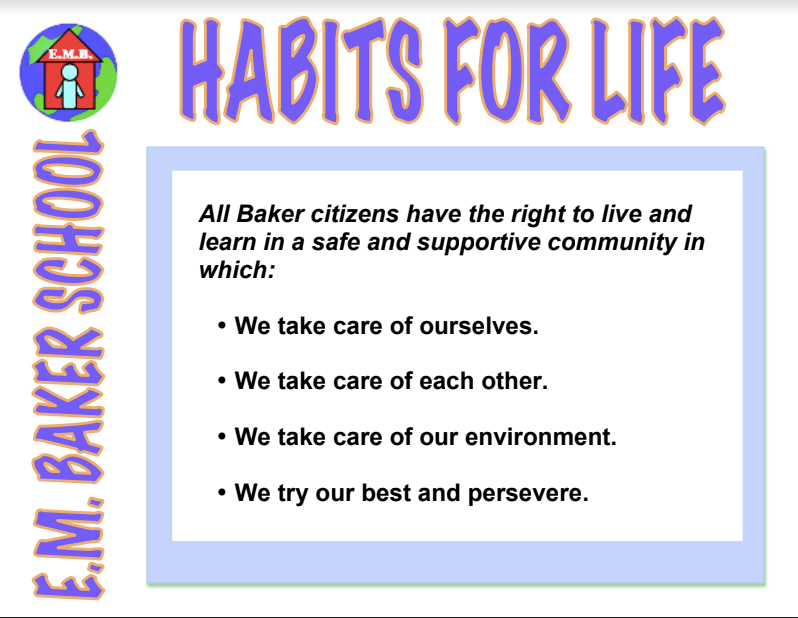 Habits for Life Pledge