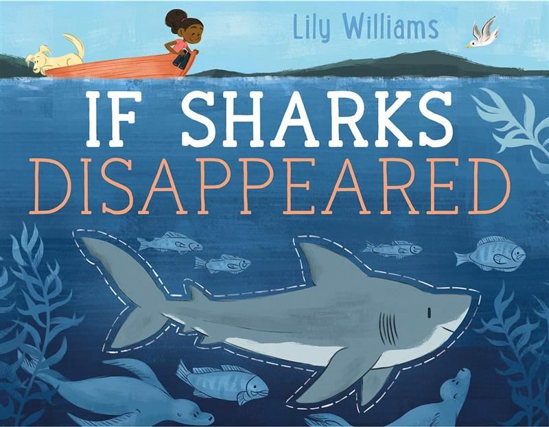 Cover of the book IF Sharks Disappeared