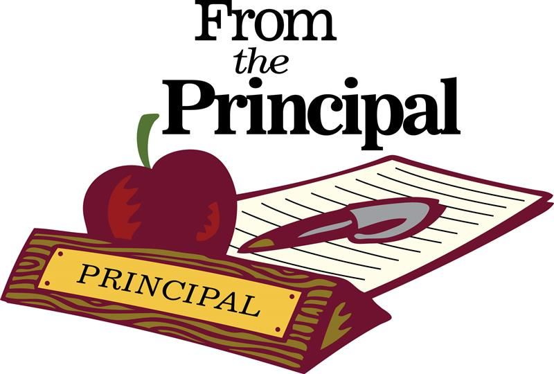 Letters from the Principal