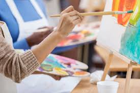picture of people painting