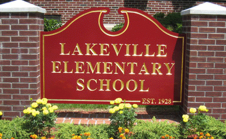 Lakeville Sign