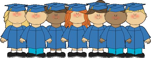 Graduating Kids