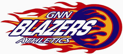 images blazers athletics fireball logo