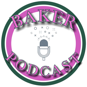 Baker Podcast Logo